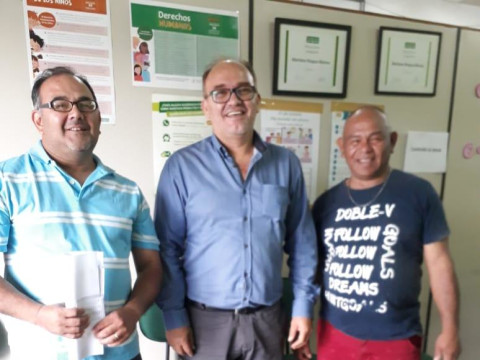 photo of Junta De Saneamiento De Colonia Juan De Salazar Group