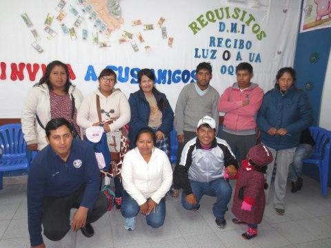photo of Señor De Huanca I Group