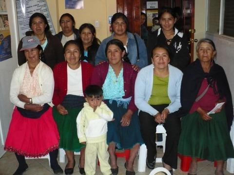 photo of Las Minas (Cuenca) Group