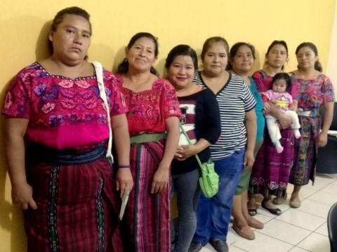 photo of Mujeres Chimaltecas Group