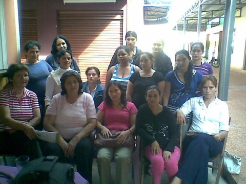 photo of Mujeres Valientes Group