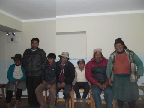 photo of Los Paccollos Group