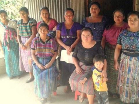 photo of Mujeres Caridad Group