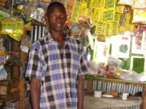 photo of James Nderitu