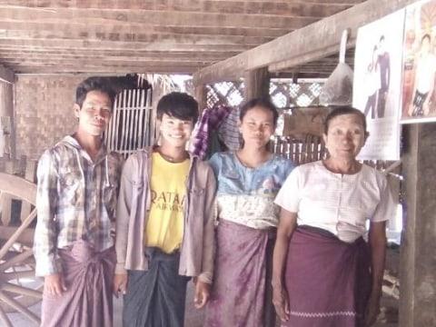 photo of Seik Gyi-2 (B) Village Group
