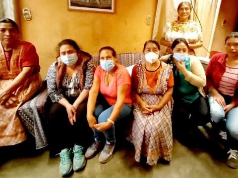 photo of Bendicion Barrio De La Paz Group