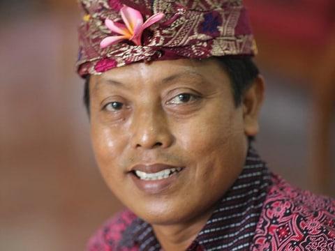 photo of Agung