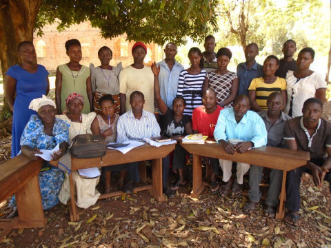 photo of Butebere Farmers Group