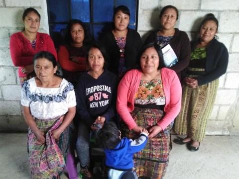photo of Mujeres De Pojua Group