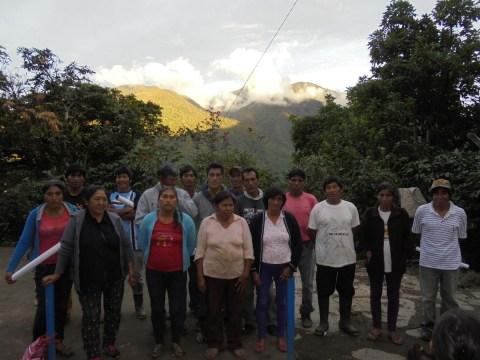 photo of Union Pasñapacana Group