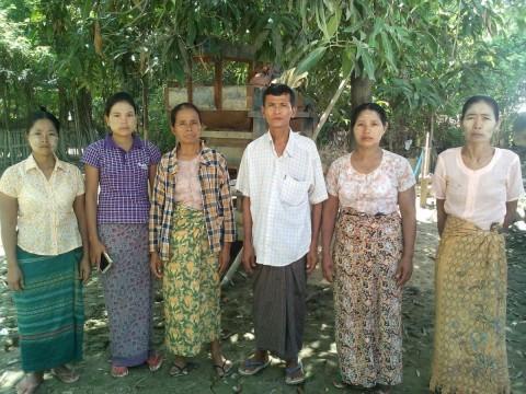 photo of Hleit Chaung Pauk Gyi (D) Village Group
