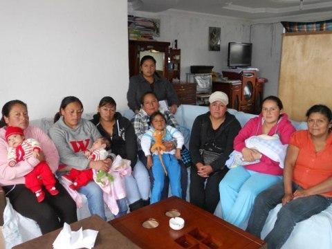 photo of Corazón De María  (Cuenca) Group