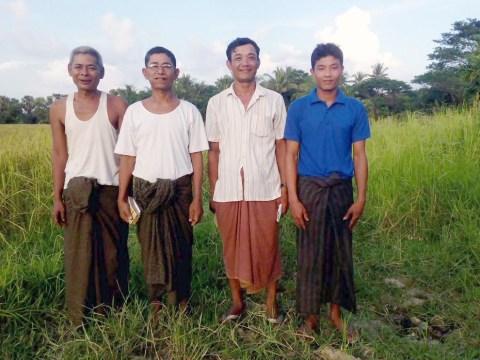 photo of Ta Nyi Kone Village Group 1