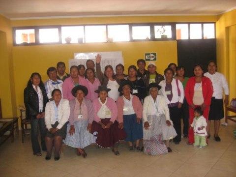 photo of Musuq Wasi Group