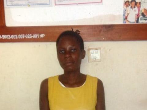 photo of Robinah