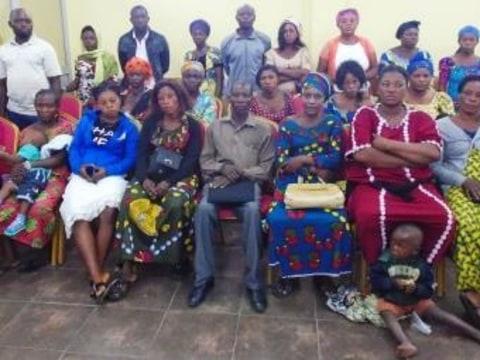 photo of Neema Kwetu Group