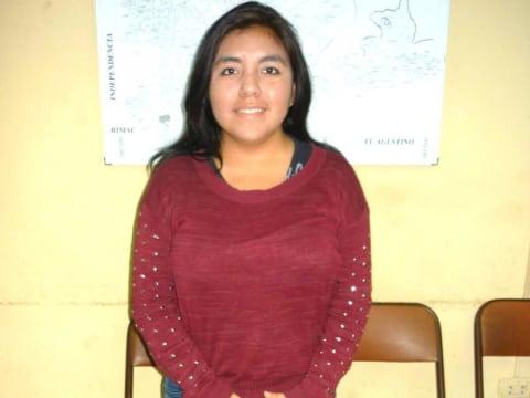 photo of Carolina Jhazmin