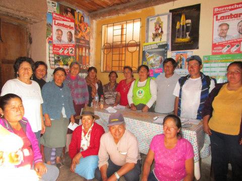 photo of Flor De Pisonay De Cachora Group