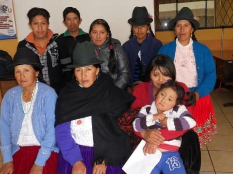 photo of Paccha  (Nabón) Group
