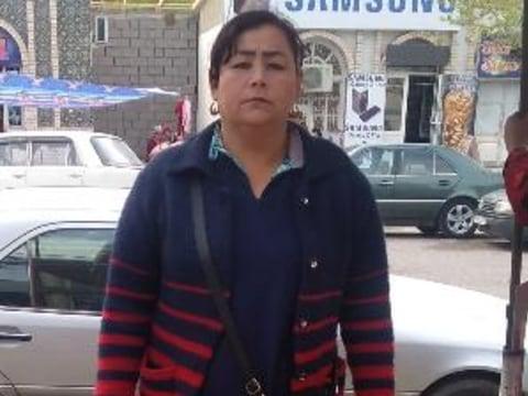 photo of Nigora