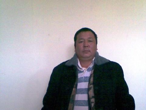 photo of Ganbaatar