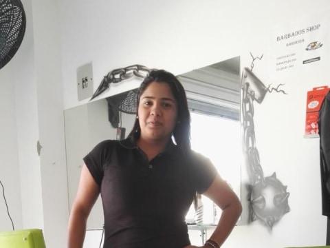 photo of Katerine Johana
