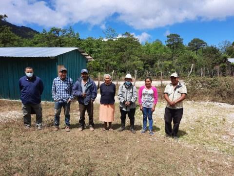 photo of Regadillos Coffee Cooperative Endeavour Group