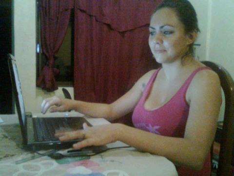 photo of Gabriela Maria