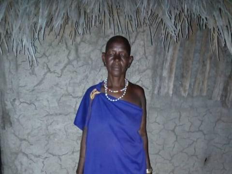 photo of Teresia Mbaile