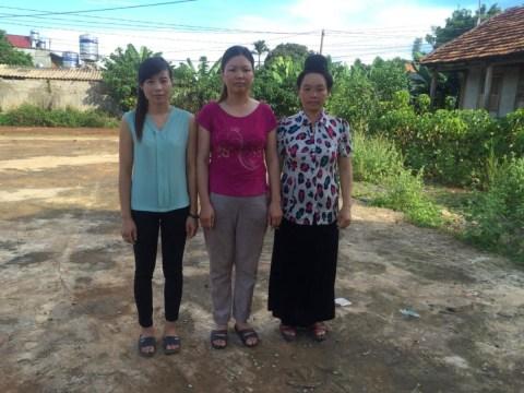 photo of Ha Mai's Group
