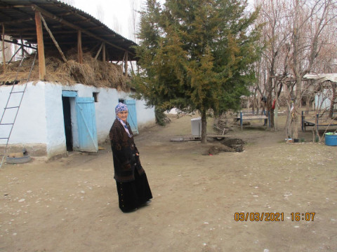 photo of Hosiyatkhon