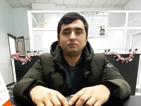 photo of Safarbek