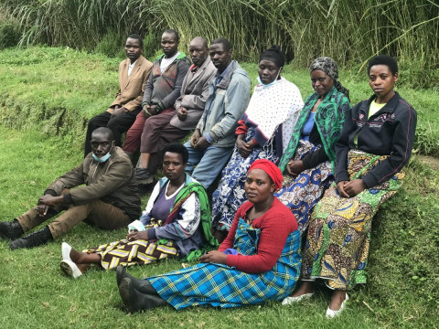 photo of Umugisha Agric Sub Grp A Group