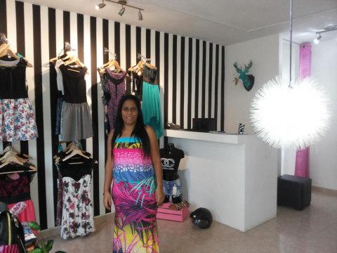 photo of Sara Alejandra