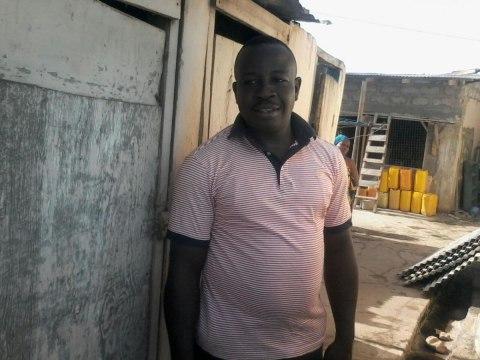 photo of Tahiru
