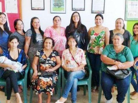 photo of Kuña Katupyry De Arroyo Pora Group