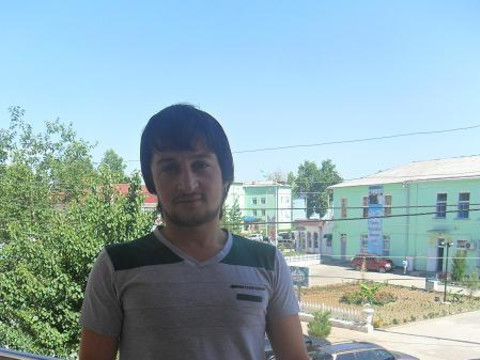 photo of Usmonjon