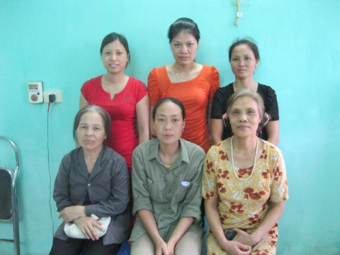 photo of Ngoc's Group
