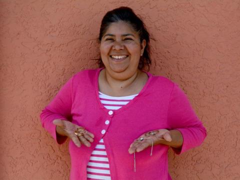 photo of Araceli