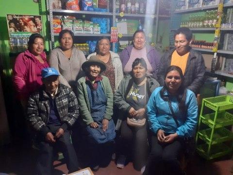 photo of Mosoq Ñusta Group