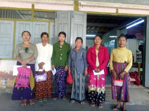 photo of No (12) Ward-5 Group