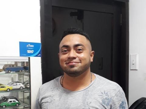 photo of Miguel Enrique