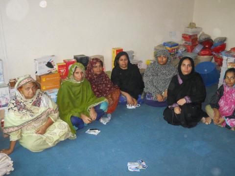 photo of Muqaddas' Group