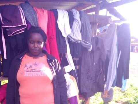 photo of Mercy Wanjiru