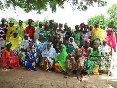 photo of Oumou's Group