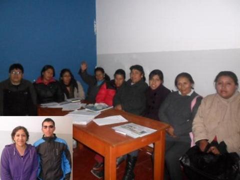 photo of Patron San Jeronimo Ii Group