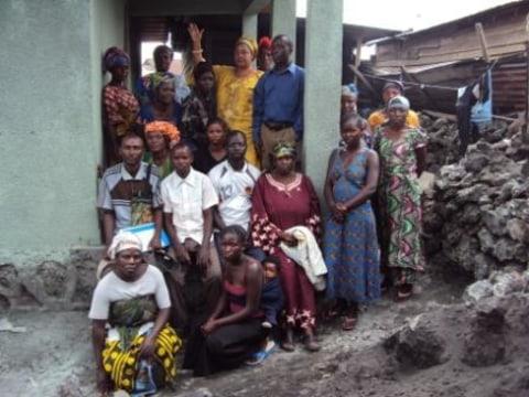 photo of Amani Kwetu Group