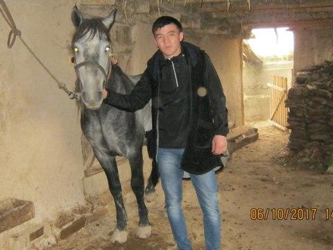 photo of Bekzat