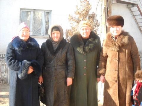 photo of Mairambu's Group