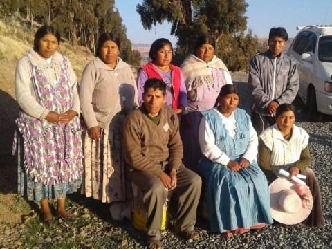 photo of Flor De Totora Group